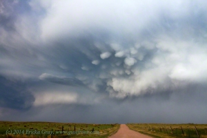 Mammatus Crown