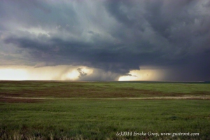 Near Last Chance, CO Supercell